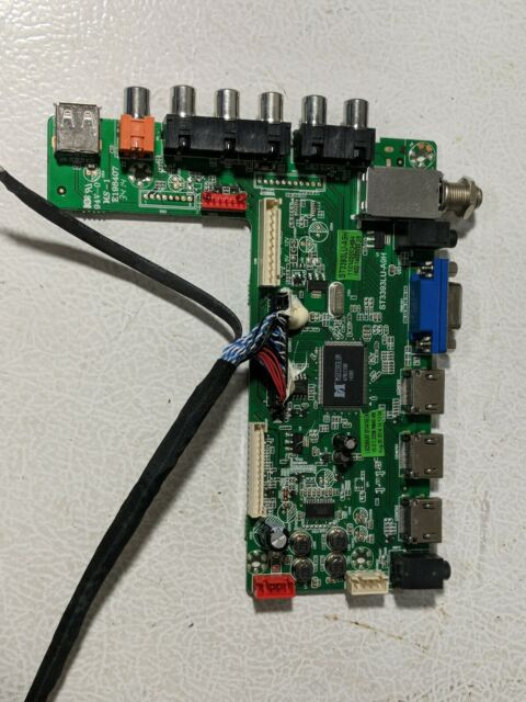Westinghouse SY14416-1 Main Board for DWM55F1G1 See Note