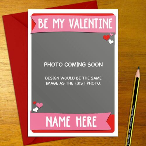 KISS Personalised Romantic Card love valentine/'s day anniversary simmons rock
