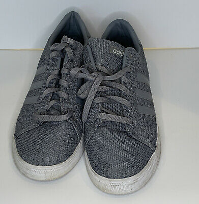 Adidas Neo Cloudfoam Daily Shoes AW4568 Men's Sz 13 Gray Sneakers | eBay