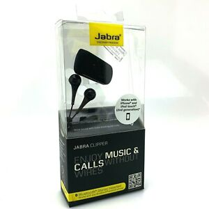 Jabra-CLIPPER-Bluetooth-Wireless-Stereo-Headset-Retail-Packaging-Black