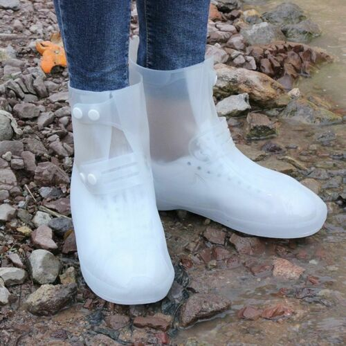 Étanche Chaussures Boot Cover Unisexe Boucle pluie High-Top Anti-slip case