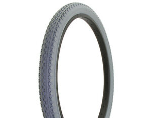 Duro-Heavy-Duty-Gray-Bicycle-Tire-26-034-x-2-125-034-Diamond-Drizzle-Style-Classic