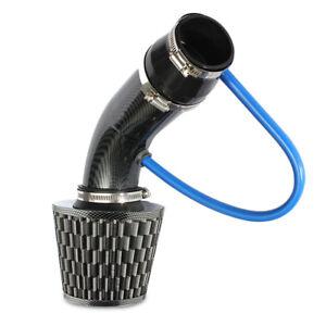 3-Zoll-76mm-Ansaugfilter-Ansaugrohr-Sport-Rennluftfilter-Schlauch-Satz