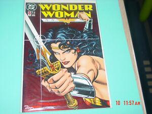 Wonder-Woman-Comic-Heft-Nr-0-Glanzcover-von-1998-Dino-alt-selten-neu