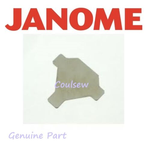 GENUINE JANOME SEWING MACHINE NEEDLE PLATE SCREW DRIVER 3 Prong Flat Plate