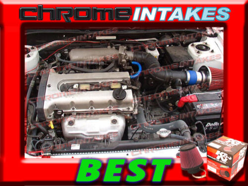 K/&N BLUE RED AIR INTAKE FOR 96-09 KIA WITH 1.8//2.0//2.4//2.5//2.7//3.5 I4//V6
