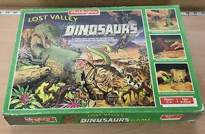 Valle Perdido De Los Dinosaurios Waddingtons cosecha 1985 - 99% Completo