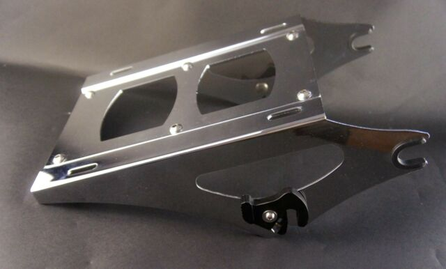 Two up Tour Pak luggage rack Harley Davidson Touring 2014 and up