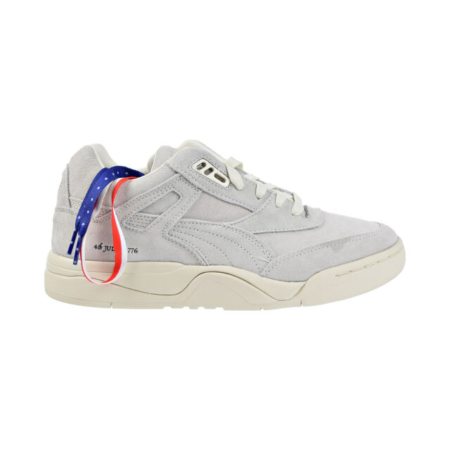 info for c066c f3742 Puma Palace Guard 4th Of July Mens Shoes Whisper White/Puma Black 370597-01