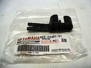 NOS Yamaha 1984-2006 Marine Fuel Pipe 2 Clamp 6E5-24367-01
