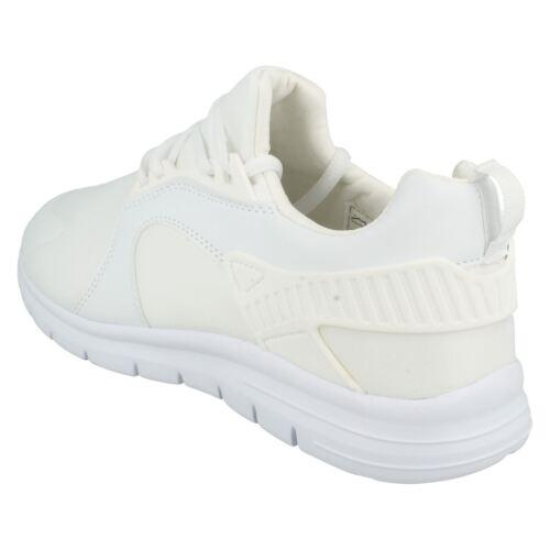 19 à 99 pour € Air Tech Renagade blanches hommes lacets par Baskets Tvq1nRzz