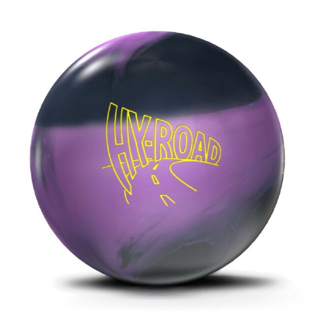 16lb Storm Hy-Road Nano Solid Reactive Bowling Ball New