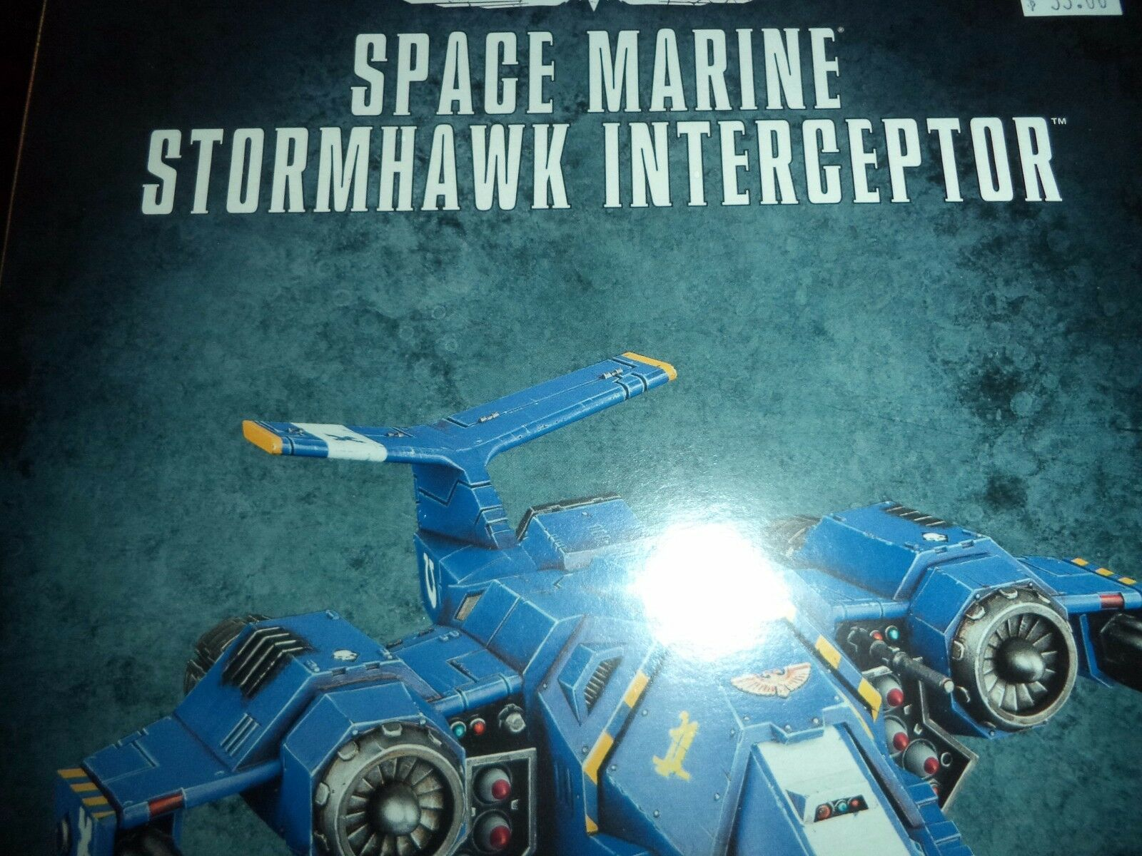Stormhawk Interceptor Stormtalon Gunship Space Marines - Warhammer 40k 40,000