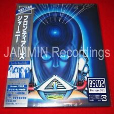 JOURNEY - FRONTIERS - JAPAN BLU-SPEC 2 - MINI LP CD - NEW - SICP-30140