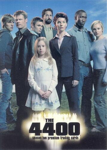 4400 THE SEASON 2 2007 INKWORKS PROMO CARD P-SD SAN DIEGO COMIC CON