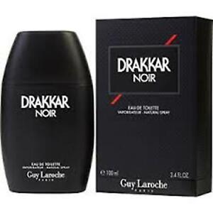 Guy Laroche Drakkar Noir 3.4oz Men's Eau de Toilette Spray