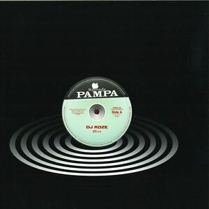DJ-KOZE-XTC-PAMPA-024-New-Vinyl