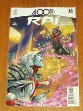 RAI #16 VALIANT COMICS 4001AD COVER B