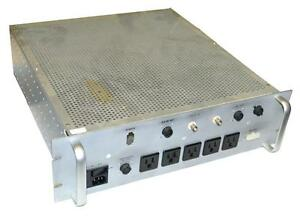Details about AC POWER RACK WITH TRAPEL D114548 GALVO CONTROL AND SERVO  CONTROLLER 115 VAC