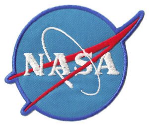 Patch-ecusson-patche-NASA-cosmonaute-USA-thermocollant-science