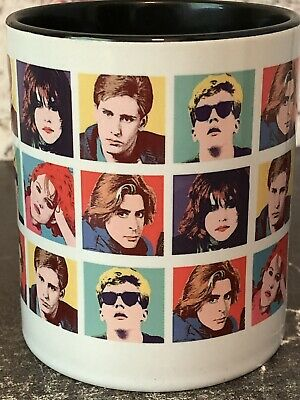 The Breakfast Club Movie Inspired 80s John Hughes Poster Molly Ringwald Gift Mug Ebay