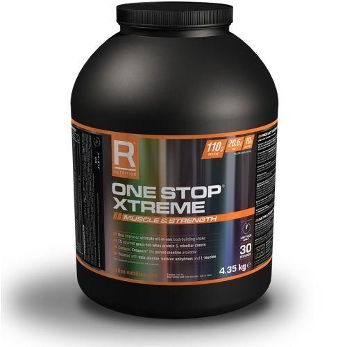 Reflejo de una parada Xtreme 4.3 kg Extreme Todo en Uno, muscular, Gainer, recuperación