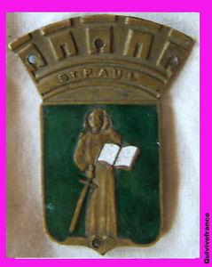 Bg2716 Insigne Blason St Paul De Vence Etutdjsp-07232051-491087669