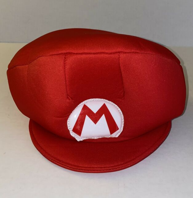 Super Mario Boys Costume Hat (Hat Only)