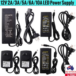 12V-2-3-5-6-10A-AC-DC-Adapter-Power-Supply-Converter-Charger-For-LED-Strip-AU