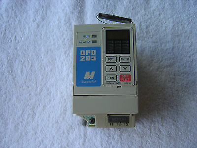 3.4 Amps GPD205-B001 GPD 205 VS Variable Speed Drive 2HP 3.4A MagneTek 2 HP