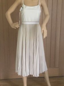 Range Tag £50 Size Pinko reduced Rrp£309 Dress Pleated wow 00 8 5RTOg