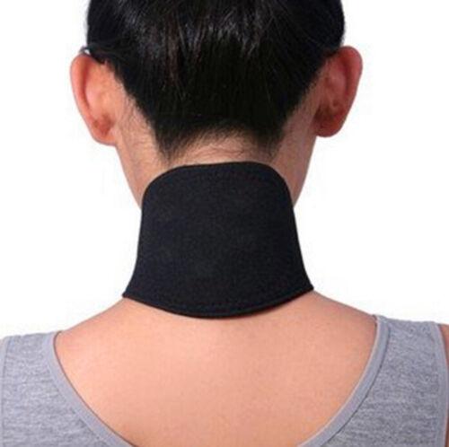 2X Nackenmassagegerät Pro Shiatsu Kneten Schultermassage Gürtel WärmefunktionFBB