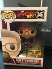Funko Pop Marvel #346 Ant-man & The Wasp Unmasked Hank Pym