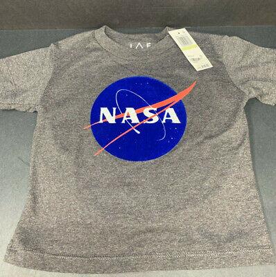 Nasa Boys Logo T-Shirt