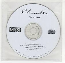 (GN915) Chanelle, The Art Of Conversation - 2003 DJ CD