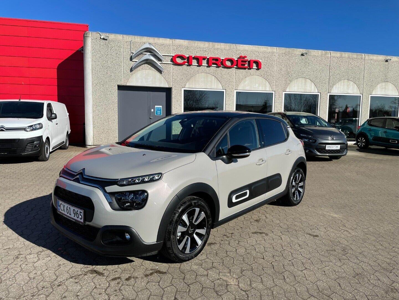 Citroën C3 1,2 PureTech 83 Shine 5d - 149.990 kr.