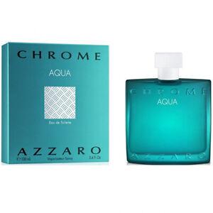 Azzaro Chrome Aqua EDT For Him 100mL