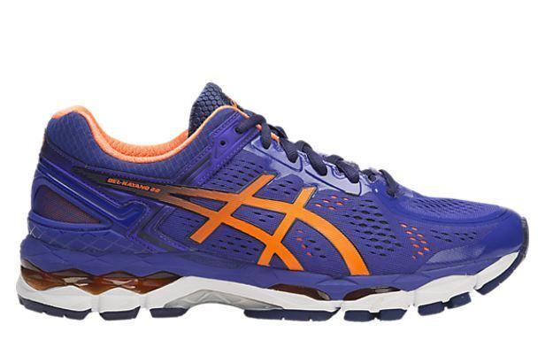 42905352ce Asics Gel Kayano 22 Mens Cushioned Running Shoe (D) (4330)