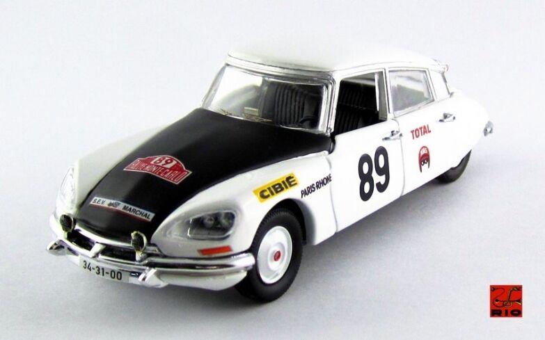 RIO  4508 - Citroen DS 21 Rallye Monte Carlo  43