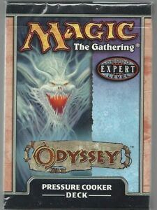 Liftoff PreCon Sealed Magic MTG Odyssey Theme Deck