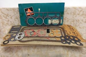 NOS-FULL-GASKET-SET-FIAT-124-SPECIAL-Coupe-Spider-1968-74