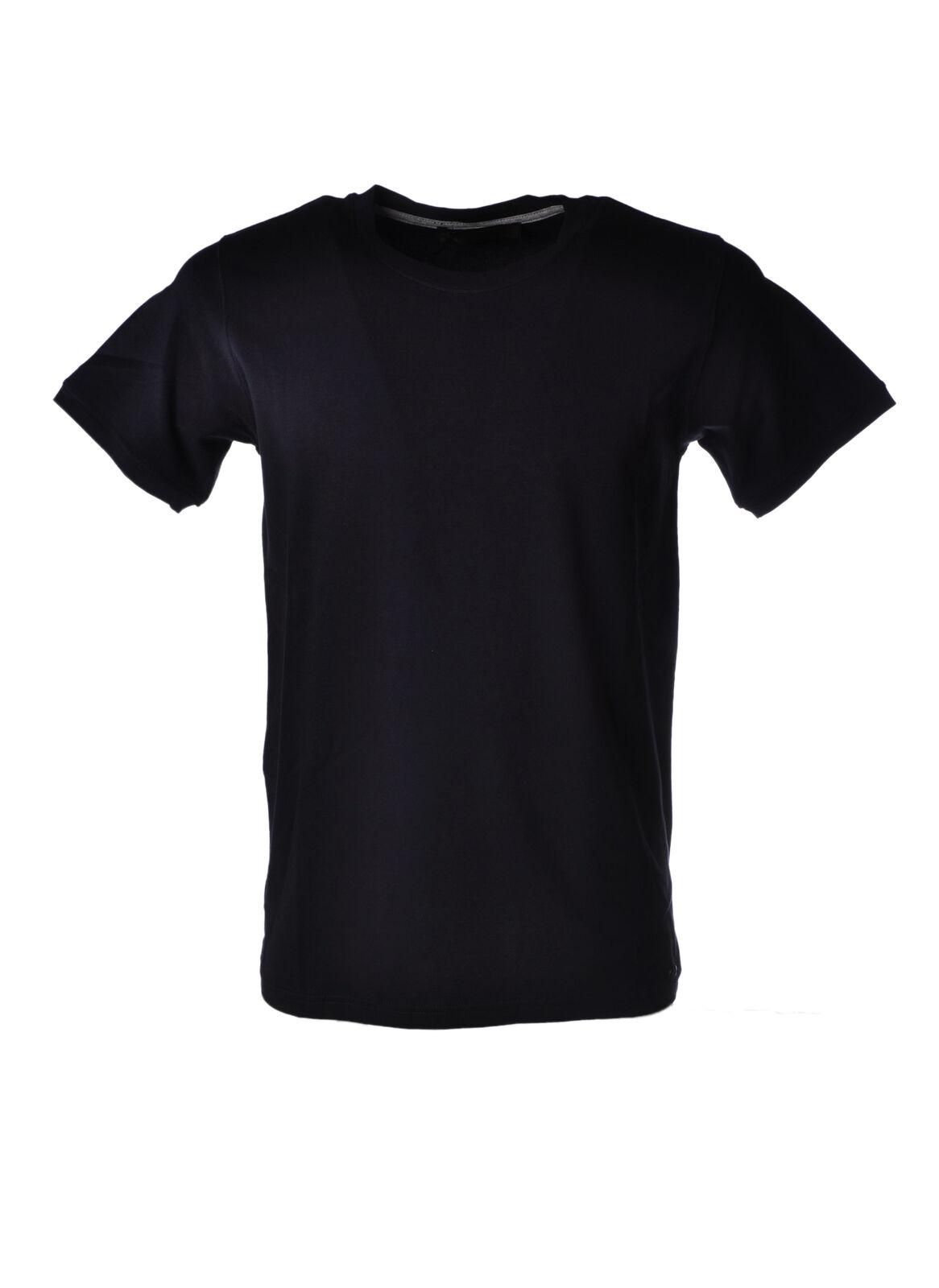 Laboratori Italiani - Topwear-T-shirts - Man - bluee - 5017405C180752