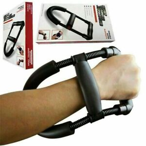 Hand-amp-Arm-Forearm-Wrist-Strength-Exerciser-Muscular-Grip-Power-Training-Crossfit