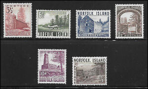 Norfolk-Island-Scott-Number-13-18-Mint-H