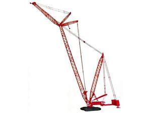 Image is loading Manitowoc-MLC650-Crawler-Crane-1-50-Towsleys-TOS007 63c0217cc146