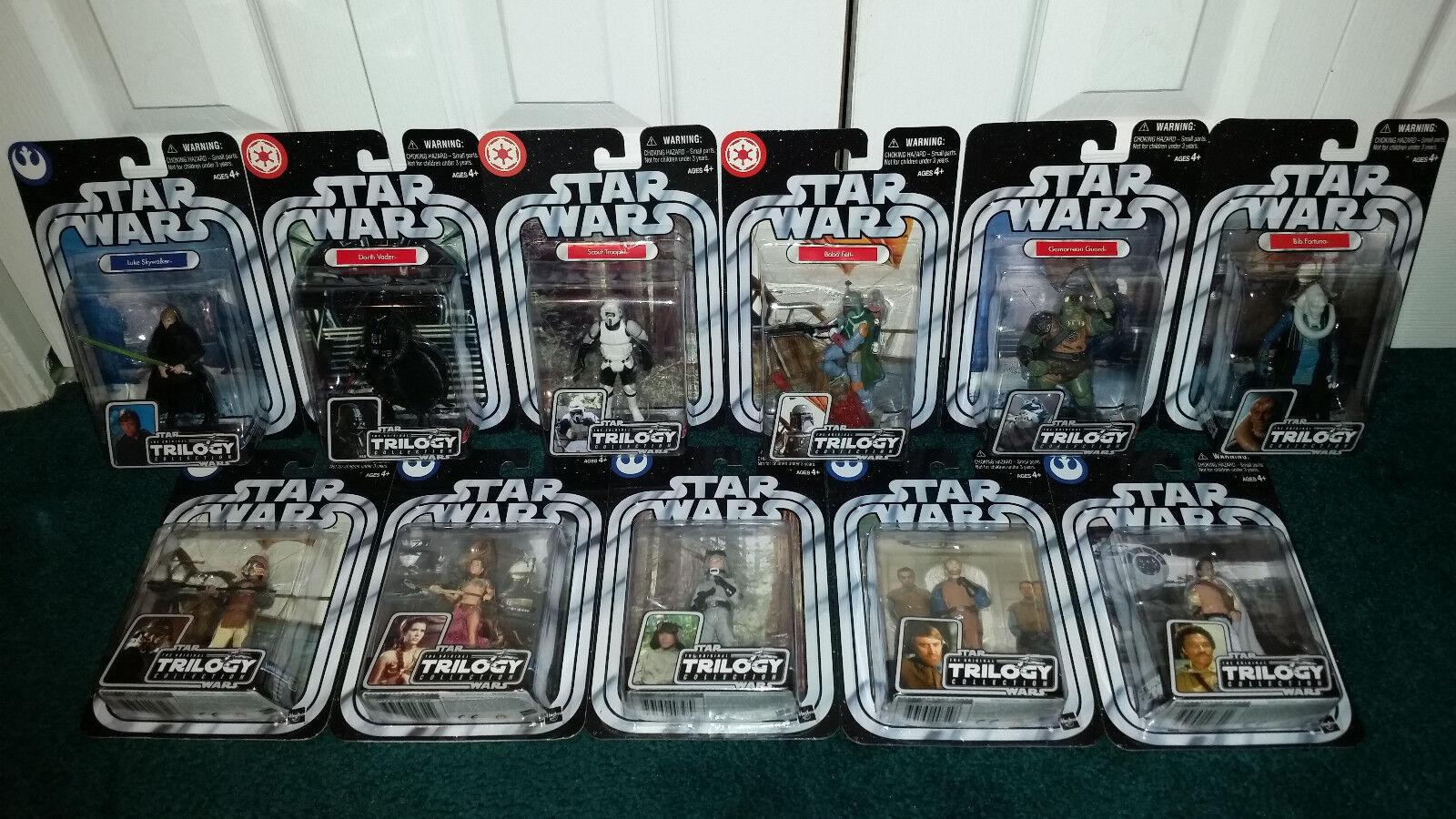 Star Wars OTC Return Of The Jedi Boba Fett Gamorrean Guard Londo Calrissian +
