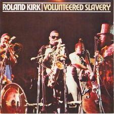 Roland Kirk Volunteered Slavers (Spirits Up Above) 1994 Atlantic Rhino CD