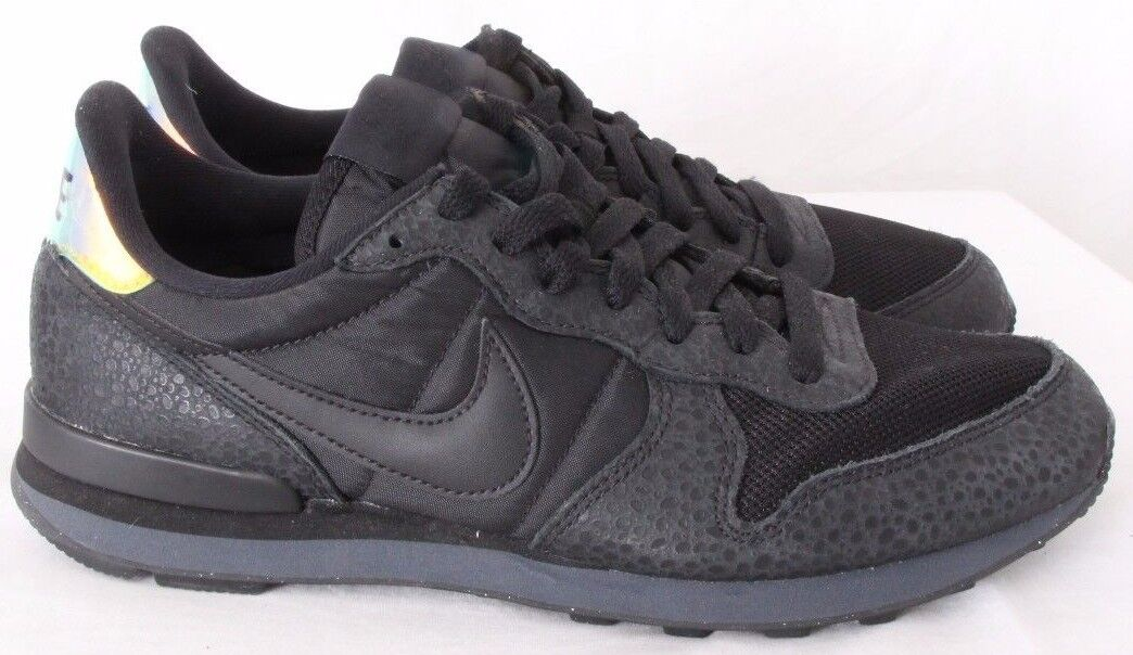 Nike 631757-003 INTERNATIONALIST PREMIUM Rare Metallic Running Men's US 9