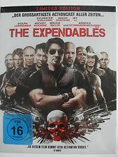 The Expendables Limited - Sylvester Stallone, Schwarzenegger, Willis, Lundgren