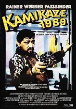 DVD * KAMIKAZE 1989 ~ Rainer Werner Fassbinder # NEU OVP §